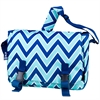 Zigzag Lucite Jumpstart Messenger Bag