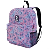 Watercolor Ponies Pink Crackerjack Backpack