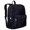 Wildkin Rip-Stop Black Crackjack Backpack