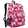 Wildkin Camo Pink Crackerjack Backpack