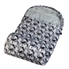 Wildkin Gray Camo Stay Warm Sleeping Bag