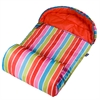 Bright Stripes Stay Warm Sleeping Bag