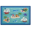 Wildkin Olive Kids Pirates 5x7 Rug