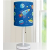 Wildkin Olive Kids Out of this World Cylinder Lamp