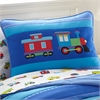 Wildkin Olive Kids Trains, Planes, Trucks Pillow Sham