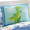 Olive Kids Dinosaur Land Pillow Sham