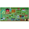 Wildkin Olive Kids Farm Land Play Rug