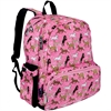Horses in Pink Megapak Backpack