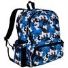 Blue Camo Megapak Backpack