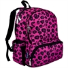 Pink Leopard Megapak Backpack