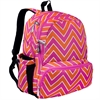 Wildkin Zigzag Pink Megapak Backpack