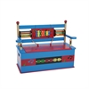 Levels of Discovery Musical Bench Seat w/ Storage
