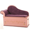 Wildkin Levels of Discovery Princess Fainting Couch w/ Storage