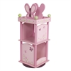 Wildkin Levels of Discovery Sugar Plum Revolving Bookcase