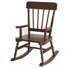 Wildkin Levels of Discovery Cherry Finish Rocker