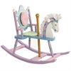 Wildkin Levels of Discovery Carousel Rocking Horse