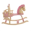 Wildkin Levels of Discovery Rock-A-My-Baby Rocking Horse