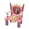 "Levels of Discovery Her Majesty's Throne ""Princess"""