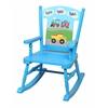 Wildkin Olive Kids Trains, Planes, Trucks Rocking Chair