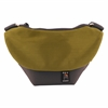 Ape Case Small Messenger Bag with Green Flap
