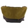 Larger DSLR Messenger Bag - Green and Gray