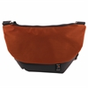 Large DSLR Messenger Bag - Orange and Gray