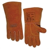 Anchor Brand Quality Welding Gloves, Bucktan, Large