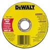 "DeWalt DW8062 High-Performance Metal-Cutting Wheels, Type 1, 4 1/2"" x .045"""