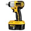DeWalt Heavy-Duty Cordless Impact Wrench Kit