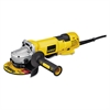"DeWalt D28114 High-Performance Angle Grinder, 4 1/2"" to 5"" Wheel, 2.3hp, 11000rpm"