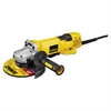 "DeWalt D28144 High-Performance Cut-Off Tool/Angle Grinder, 6"" Wheel, 2.3hp, 9000rpm"