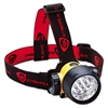 Septor LED Headlamp, Yellow Black