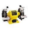 "DW758 Bench Grinder, 8"" Wheel, .75hp, 3, 600rpm, Yellow/Black"