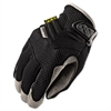 Mechanix Wear Padded Palm Gloves, Black, Large