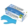 Memphis Disposable Nitrile Gloves, Large, 4mil, Powdered