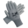 Memphis Ultra Tech Tactile Dexterity Work Gloves, White/Gray, Large
