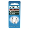 37622 Krypton Bulb, For 2 D-Cell Flashlights