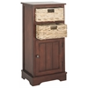 Safavieh Connery Cabinet, Cherry