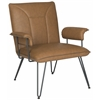 Johannes Arm Chair, Camel
