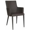 Safavieh Summerset Arm Chair, Brown