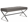 Safavieh Micha Bench, Grey