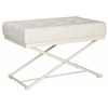 Safavieh Cara Bench, Light Beige / Cream