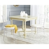 Safavieh Clear Carly Side Chair, Clear