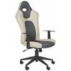 Safavieh Belinda Desk Chair, Grey