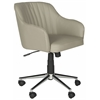 Hilda Desk Chair, Grey