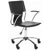 Kyler Desk Chair, Black