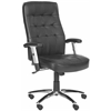 Safavieh Olga Desk Chair, Black