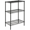 Safavieh SIERRA MINI 3 TIER CHROME WIRE SHELVE
