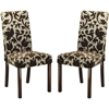 Safavieh Parsons Dining Chair (Set Of 2), Floral Print