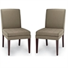 Cole Side Chair (Set Of 2), Olive